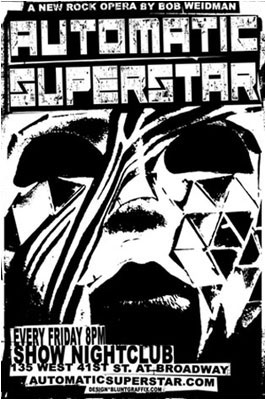 Automatic Superstar Rock Opera